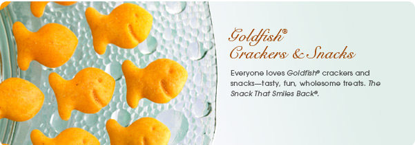 Making Snacks Fun And Delicious Goldfishmoments